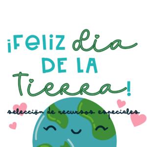 Actividad Feliz día de la tierra - Sandra Alguacil