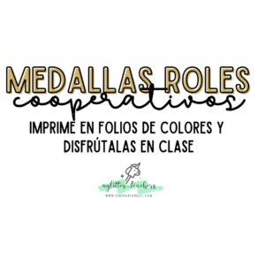 Actividad Medallas Preview - Sandra Alguacil