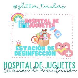 Sandra Alguacil actividad Hospital de juguetes