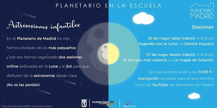 Planetario de Madrid Sandra Alguacil