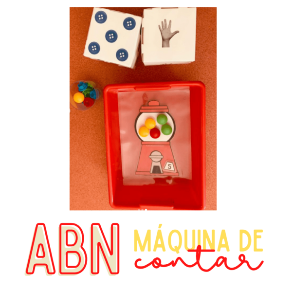 Recurso Máquina de contar basada en ABN Sandra Alguacil